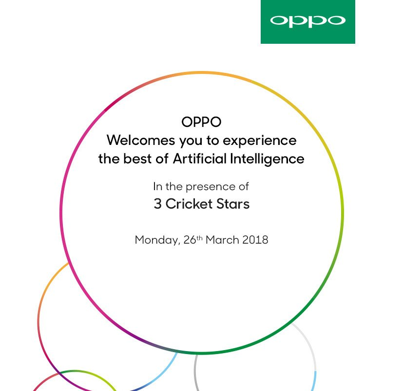 Oppo F7 launch date india