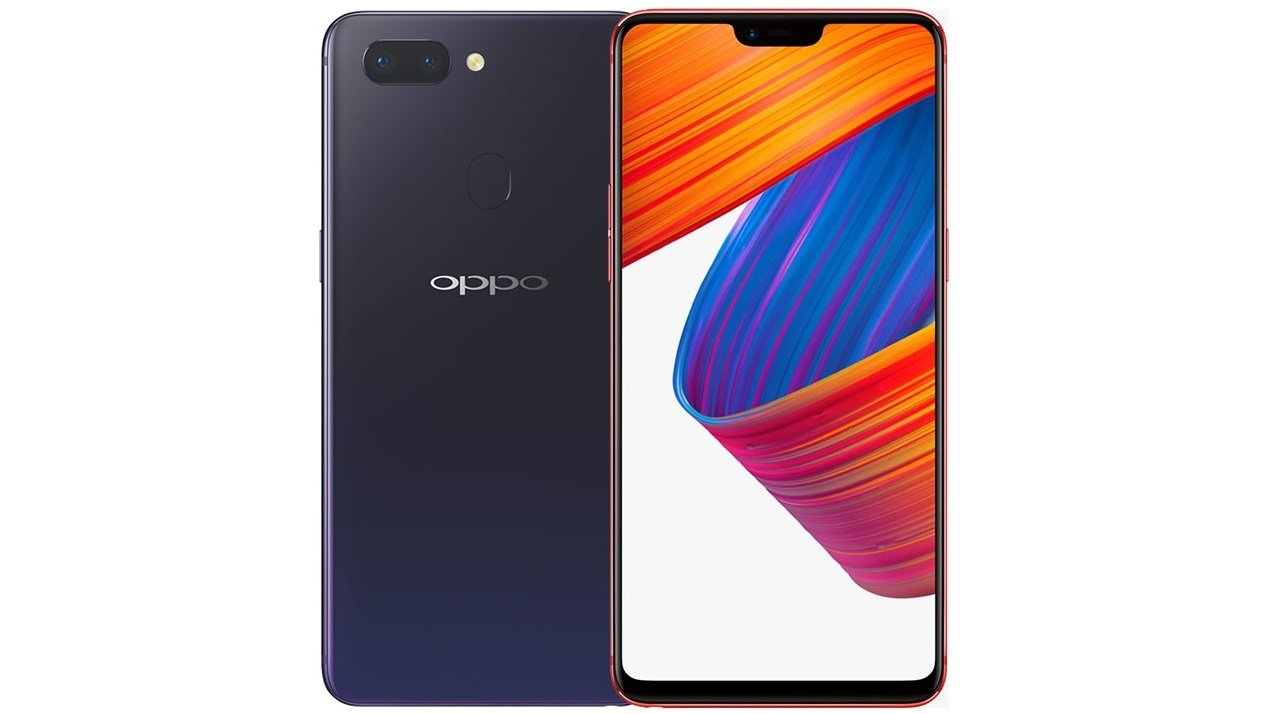Oppo R15 launched price specifications