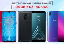 best mid-range camera smartphones nepal