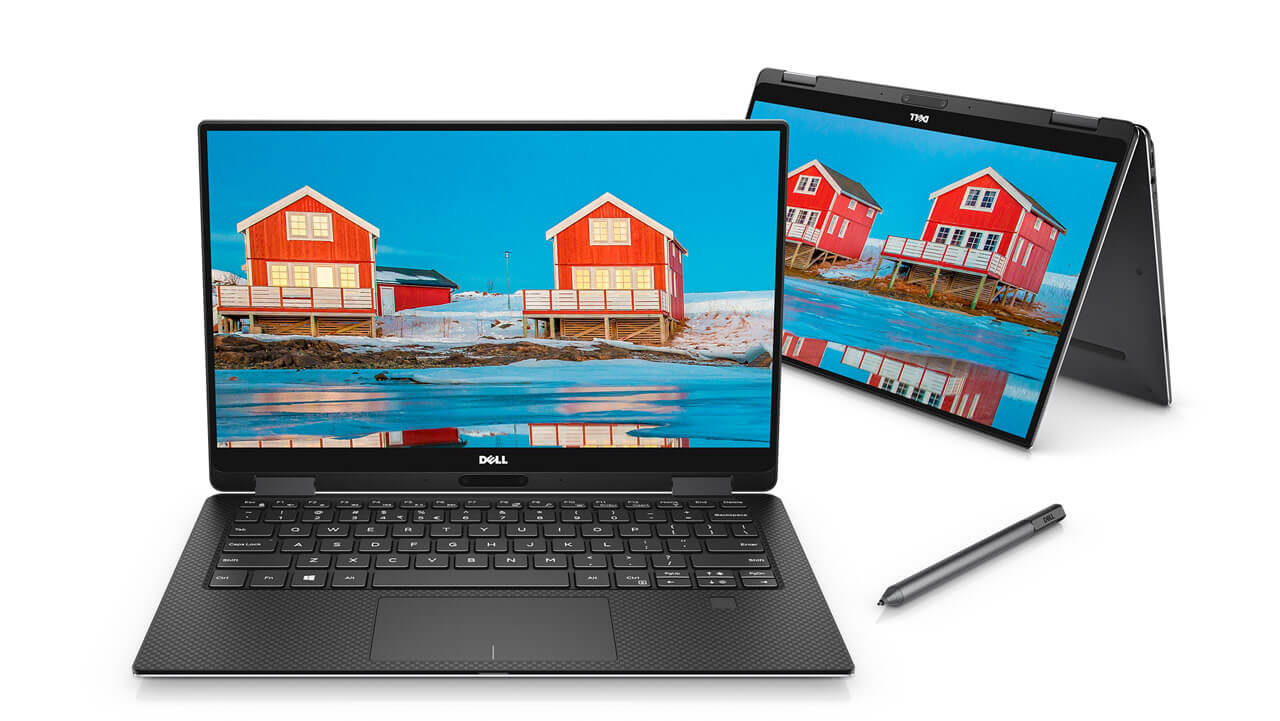 dell xps 13 2-in-1 hybrid