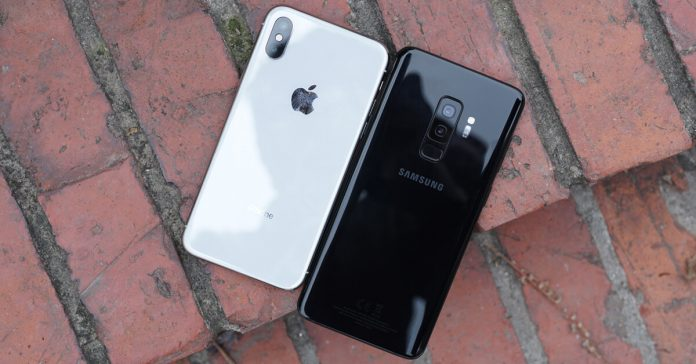iPhone Vs Android Security