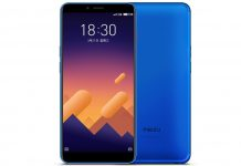 meizu e3 blue price specifications launched