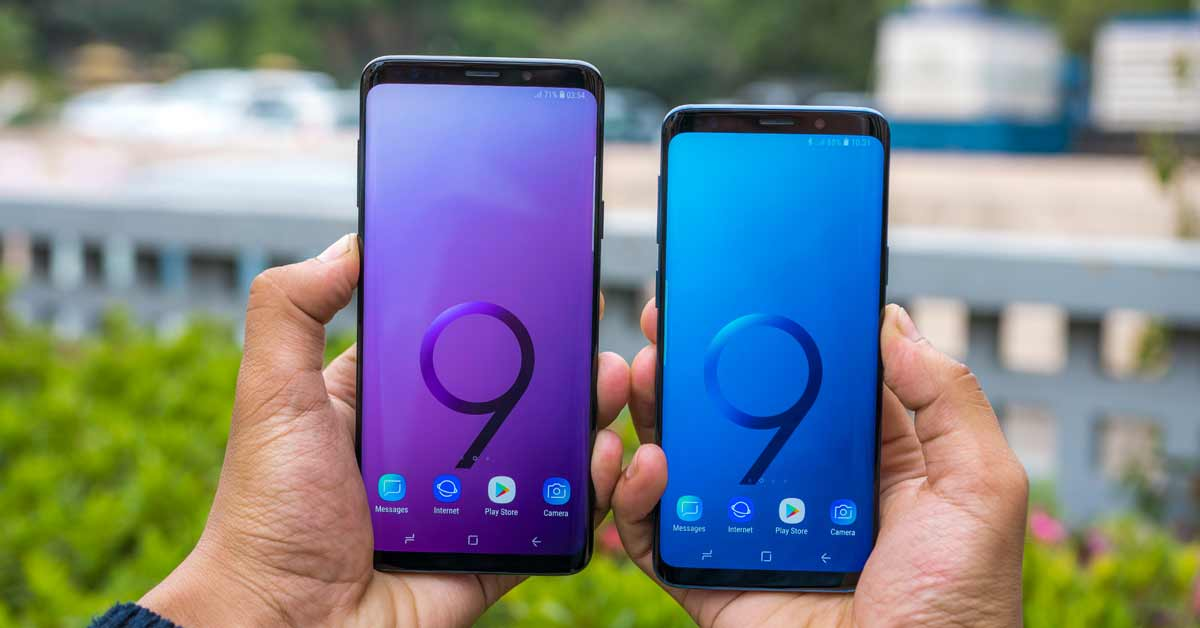 Samsung galaxy S9 & S9 Plus price in Nepal | best price of ...