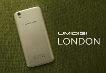 umidigi london 3GB