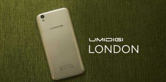 umidigi london 3GB