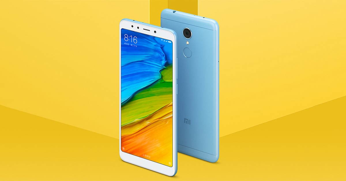 438875655a7 Mi Nepal launches budget-friendly Xiaomi Redmi 5 with FullView display