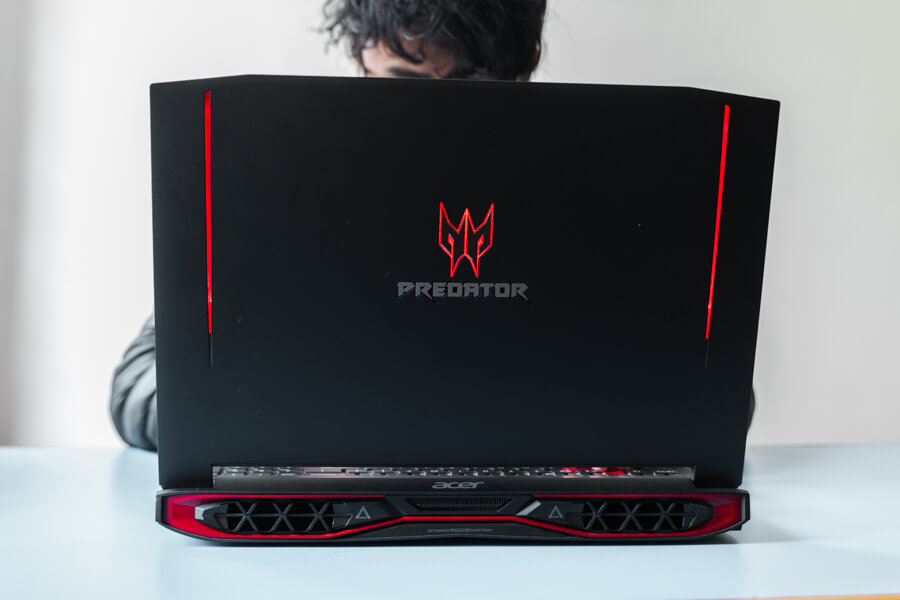 Acer Predator 15 G9 Build Review
