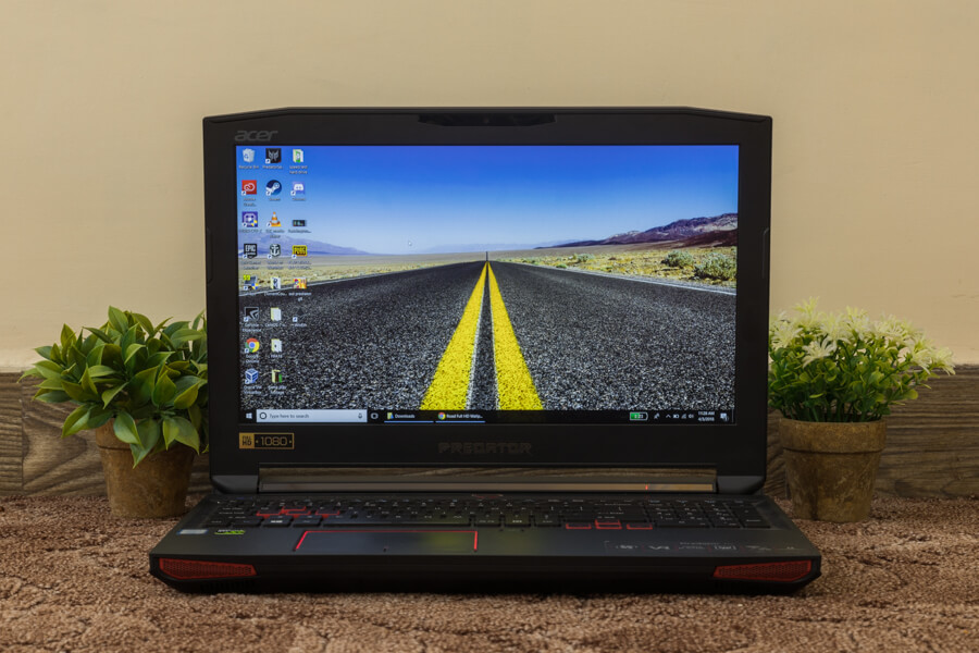 Acer Predator 15 G9 Display Review