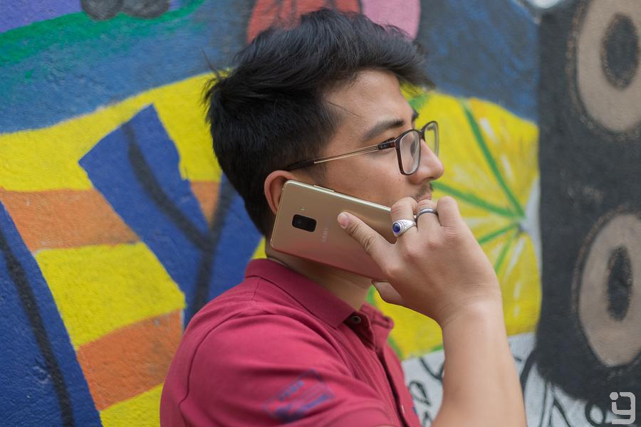 Galaxy A8+ 2018 Connectivity