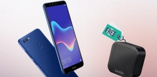 Huawei Y9 2018 Nepal deals discount offer