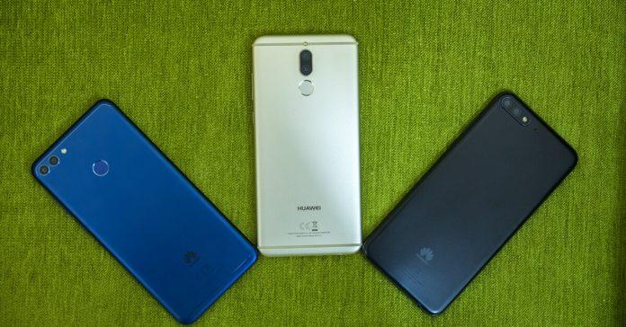 Huawei mobiles price nepal 2018