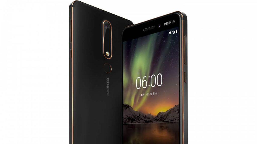 Nokia 6 2018 price in nepal