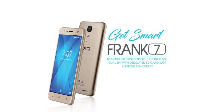 Otto Frank 7 Nepal Price specification specs features