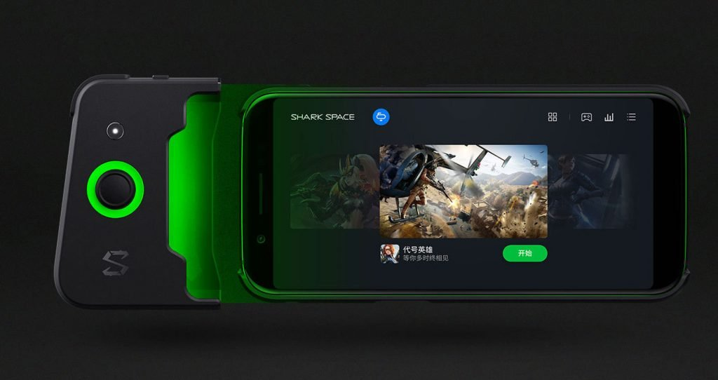 Xiaomi Black Shark Gamepad