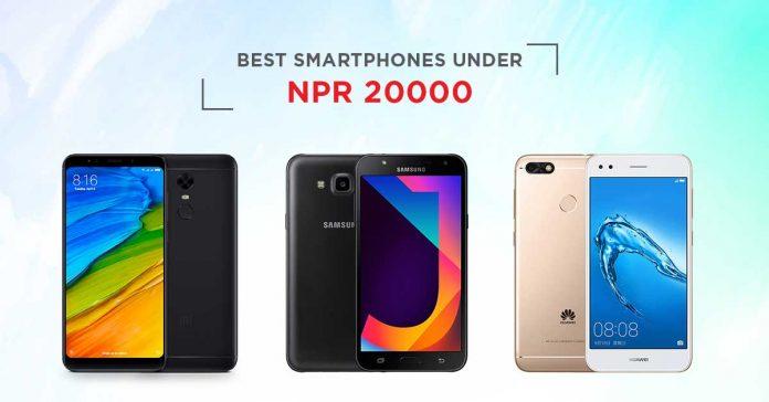 best phones under 20000 2018