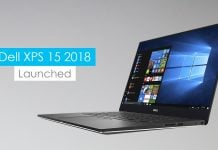 dell xps 15 (2018) gadgetbyte nepal
