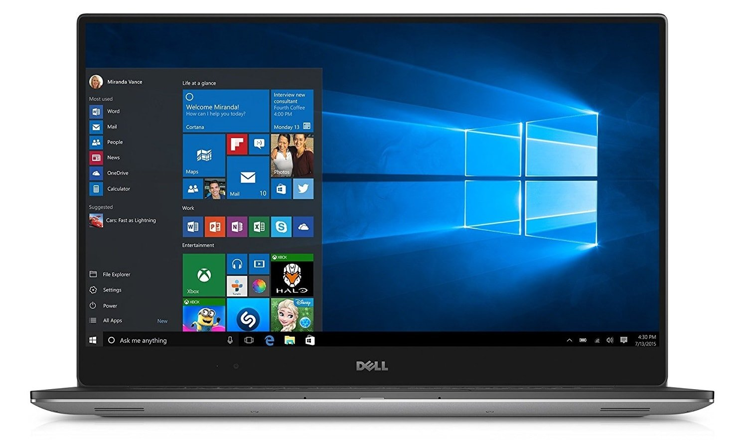 dell xps 15 (2018)