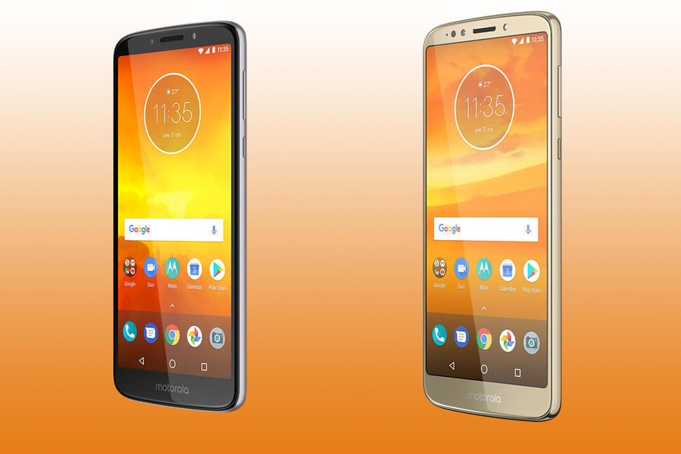 motorola moto e5 plus play