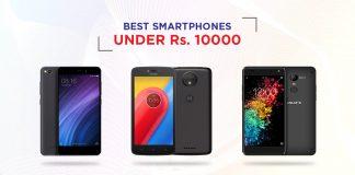 smartphones under 10000 nepal