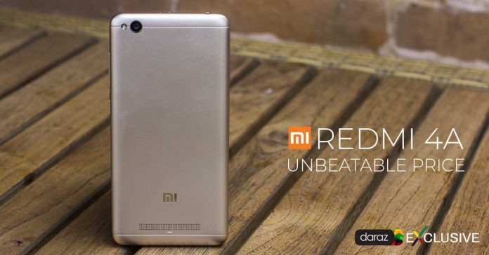 xiaomi redmi 4a deals nepal best price