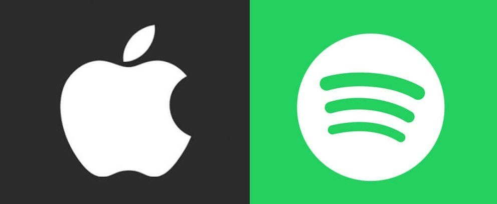 Apple music vs spotify sony