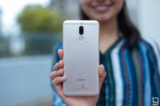 Huawei Nova 2i rear view