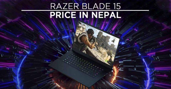 Razer Blade 15 (2018) Price Nepal specs launch availability