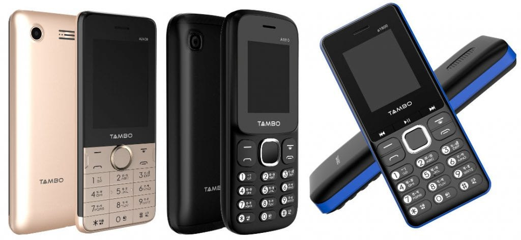 Tambo Mobiles launching in Nepal