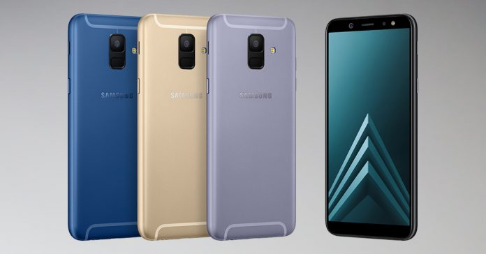 samsung galaxy a6 plus dual camera