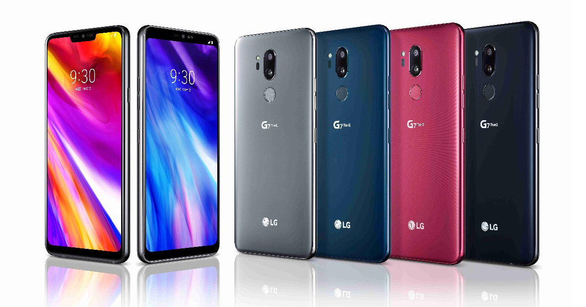 Lg G7 Thinq Launched Lg G7 Thinq Specifications Features Price