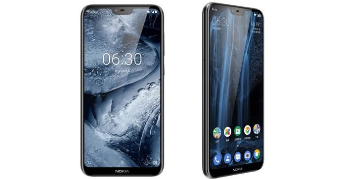 nokia x6 launched