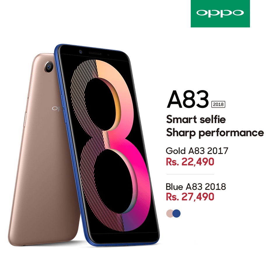 oppo a83 2018 price drop