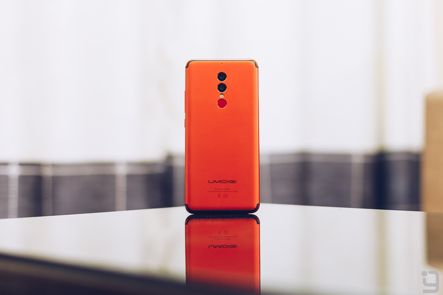 umidigi s2 pro red color