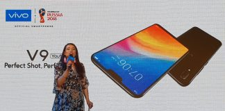 vivo v9 youth specs nepal