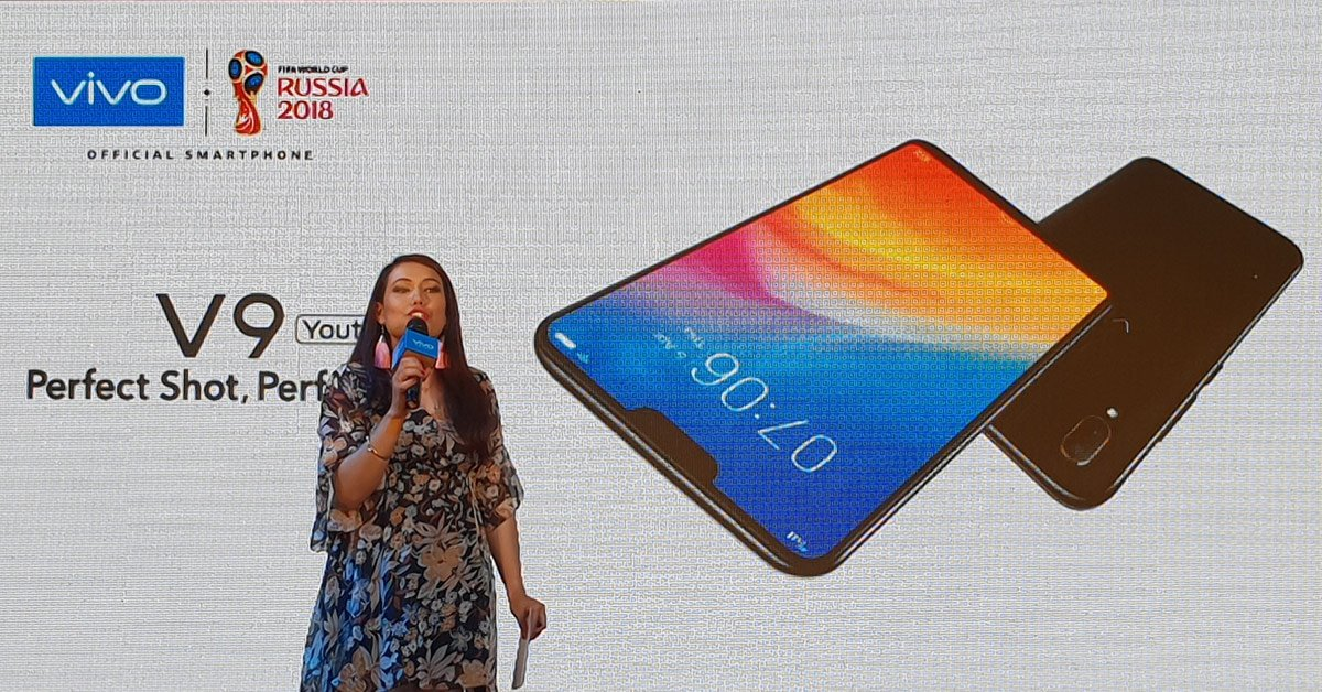 13829b711 Vivo V9 Youth Launched in Nepal with Dual Rear Cameras
