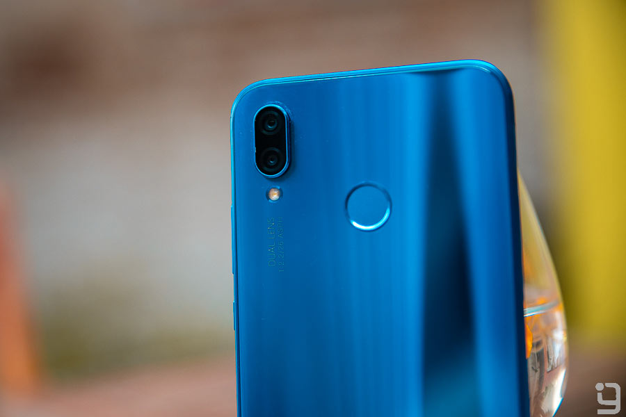 Huawei Nova 3e Review: The Shiny Star – GadgetByte Nepal