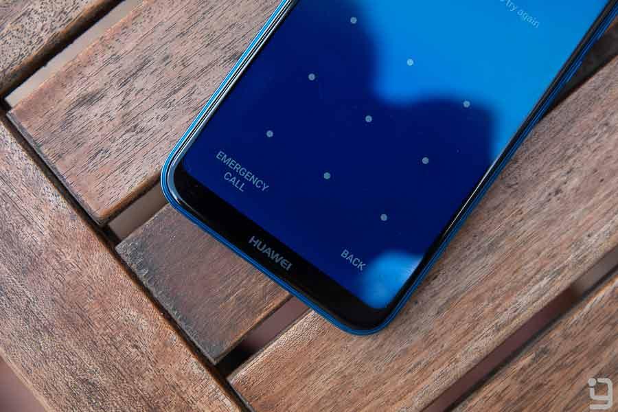 Huawei nova 3e review hardware security