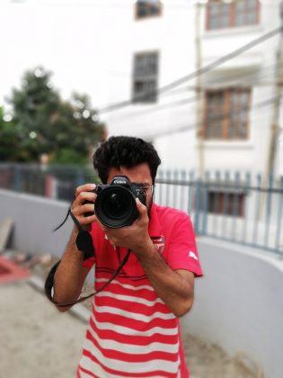 nova 3e portrait dual camera sample