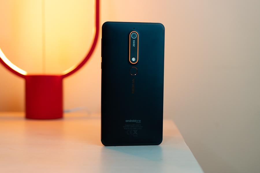Nokia 6 2018 review design build quality