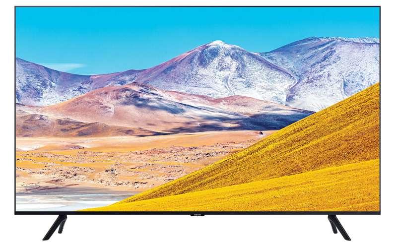 Samsung TU8000 55-inches Crystal UHD 4K Smart TV