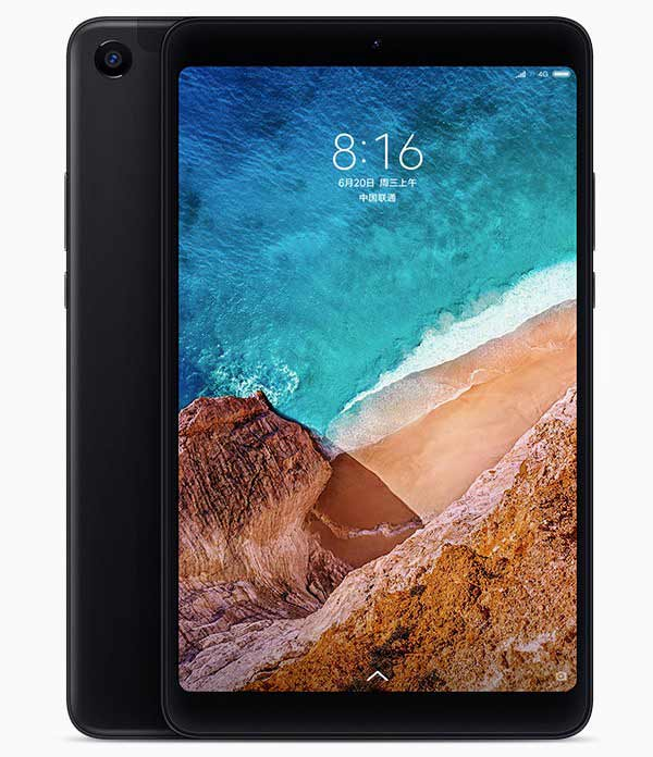 xiaomi mi pad 4 display design