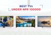 best TV 100000 nepal price