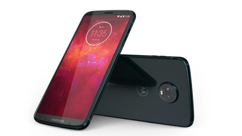 moto z3 play launched display design specs price