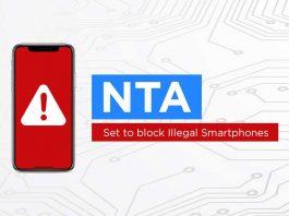 nta blocking illegal phones