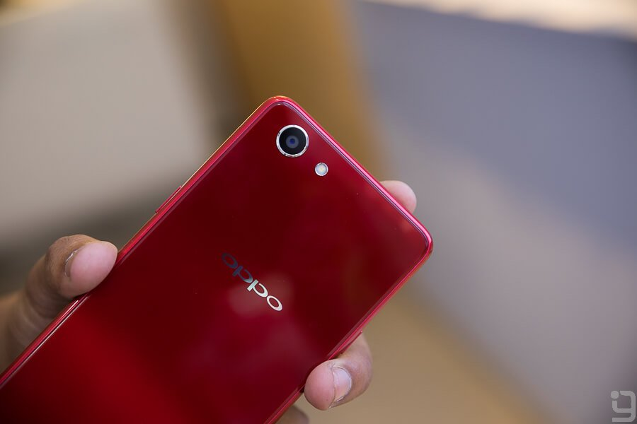 oppo f7 youth camera