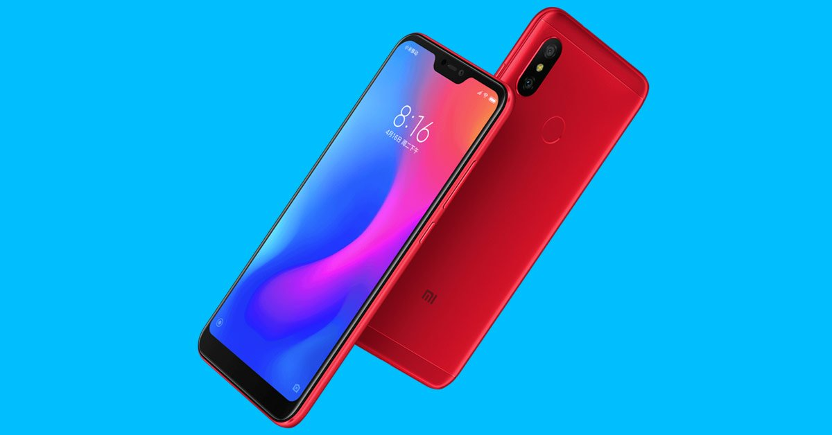Xiaomi Redmi 6 Pro launched: Budget smartphone with notched display