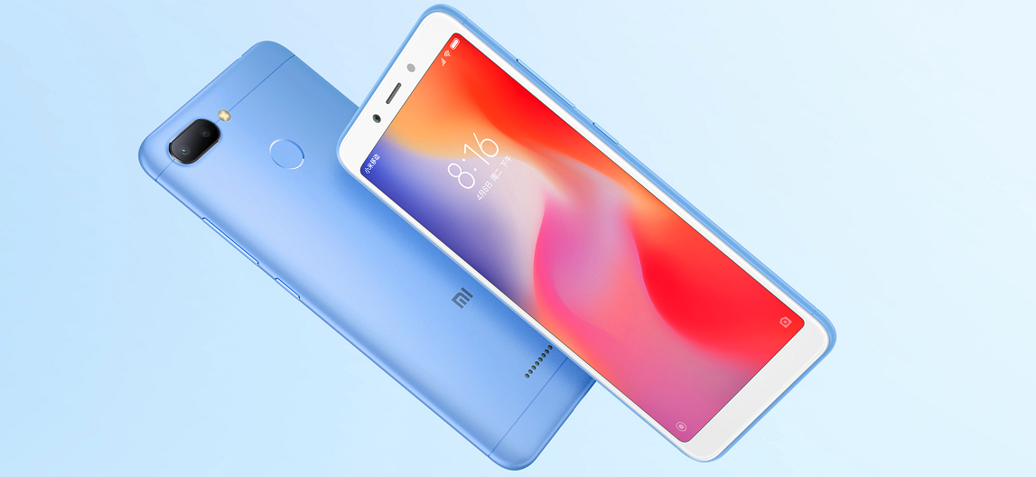 xiaomi redmi 6 price specifications official photo