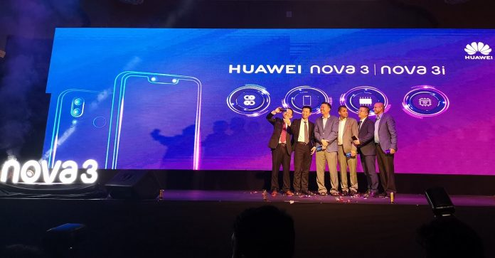 Huawei Nova 3 price nepal specs color versions review