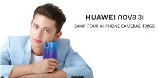 Huawei Nova 3i launched price specifications