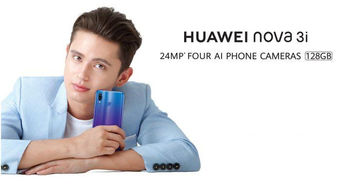 Huawei Nova 3i price nepal